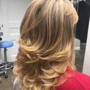 Окрашивание волос фото 193