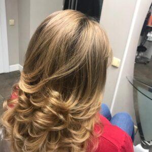 Окрашивание волос фото 194