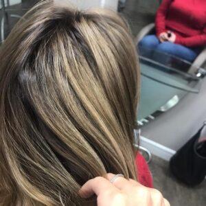 Окрашивание волос фото 196