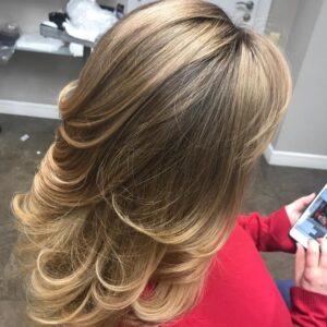 Окрашивание волос фото 197