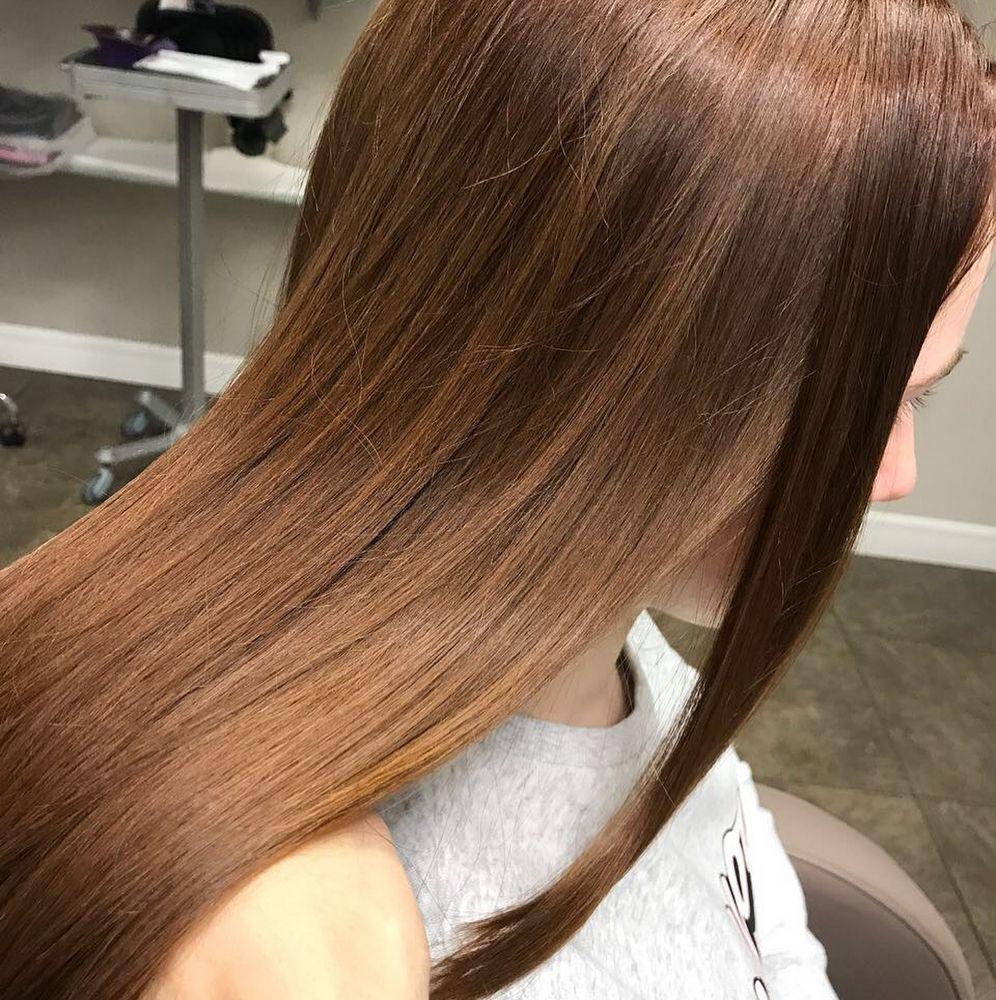 Окрашивание волос Wella - фото 1