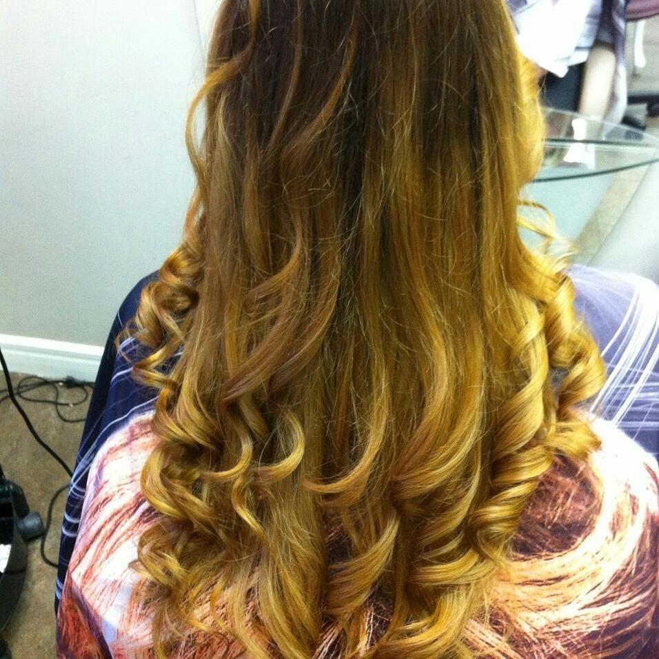 Окрашивание волос Wella - фото 2