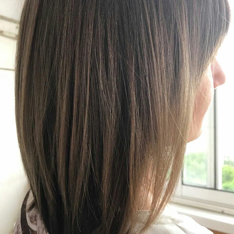 Окрашивание волос Wella - фото 5