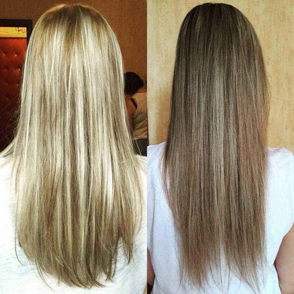 Окрашивание волос Wella - фото 3